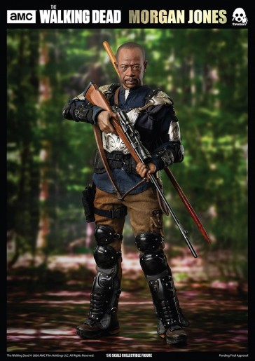 Threezero - Morgan Jones - The Walking Dead - Season 7