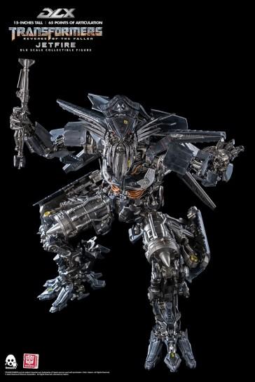Threezero - Jetfire - Transformers: Revenge of the Fallen - DLX