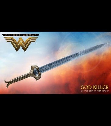 Wonder Woman God Killer Prop Replica Sword - Factory Entertainment