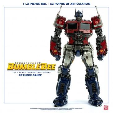 Threezero - Optimus Prime - Transformers Bumblebee - DLX Actionfigur