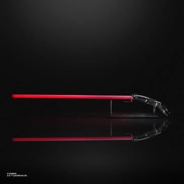 Hasbro - 1/1Count Dooku Force FX Lichtschwert - Star Wars Episode III Black Series Replik