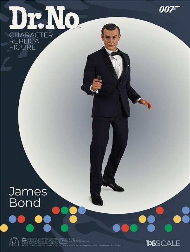 1//6 Scale Toy 007 James Bond Pair of Black Dress Socks