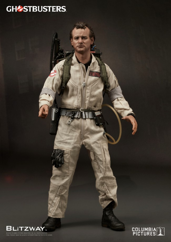 Blitzway 1//6 BW-UMS10101 Peter Venkman Ghostbusters 1984 Action Figure Limited