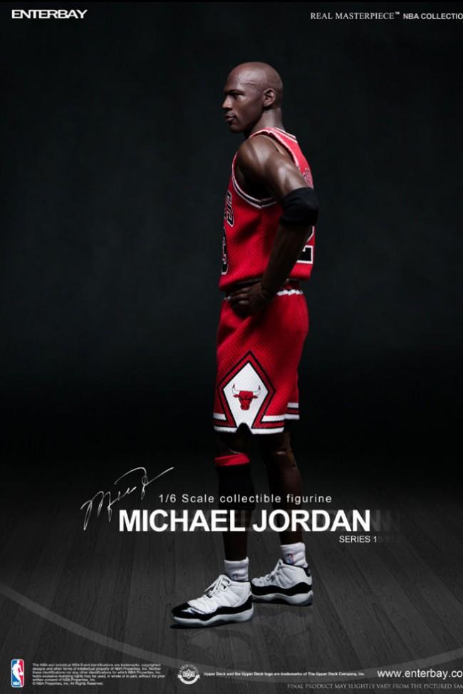 Michael Jordan #23 Road Edition