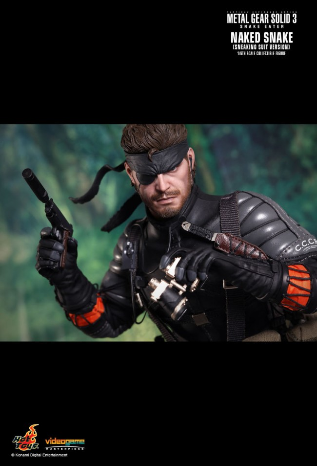 Naked Snake - Metal Gear Solid 3: Snake Eater one sixth
