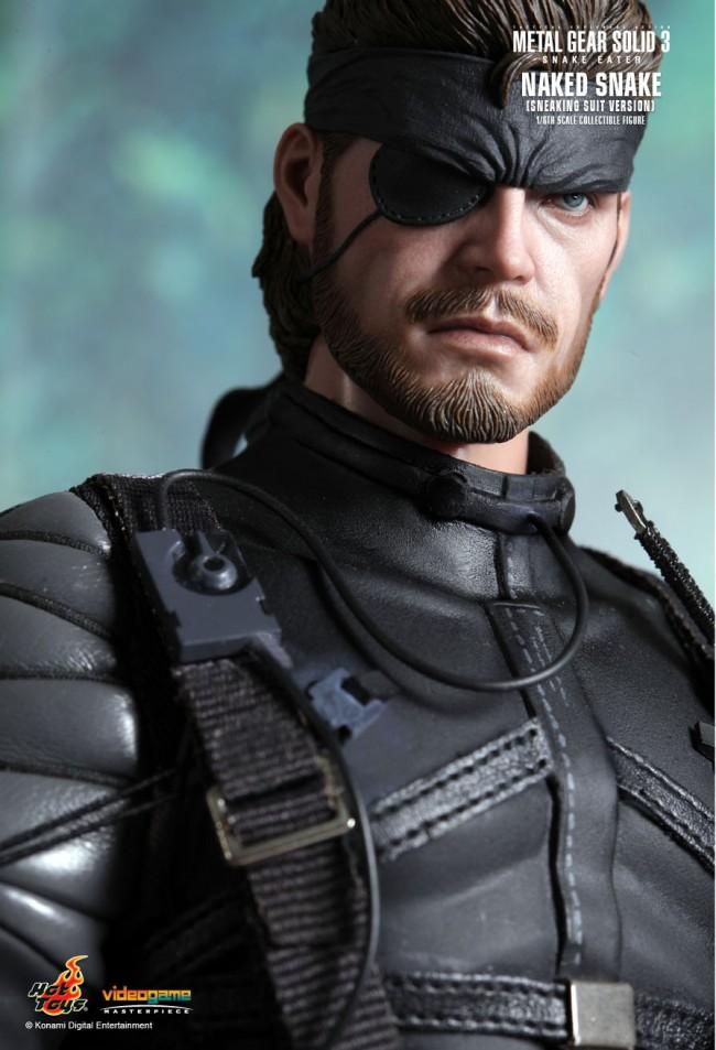 Naked Snake - Metal Gear Solid 3 - Snake Eater-7836