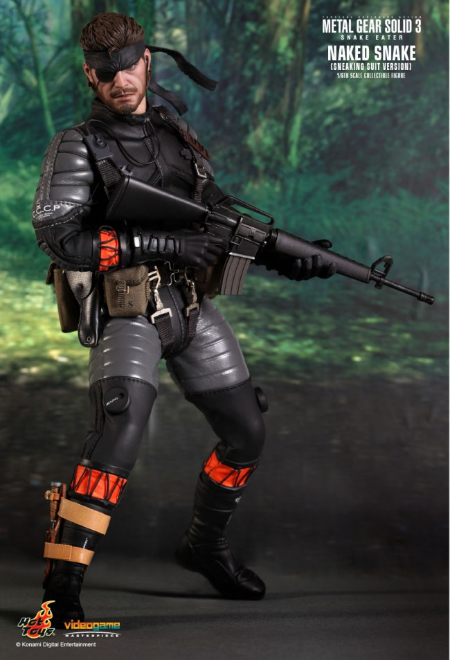 MY LOVE 4 TOYS: Hot Toys - 1/6 Metal Gear Solid 3: Snake