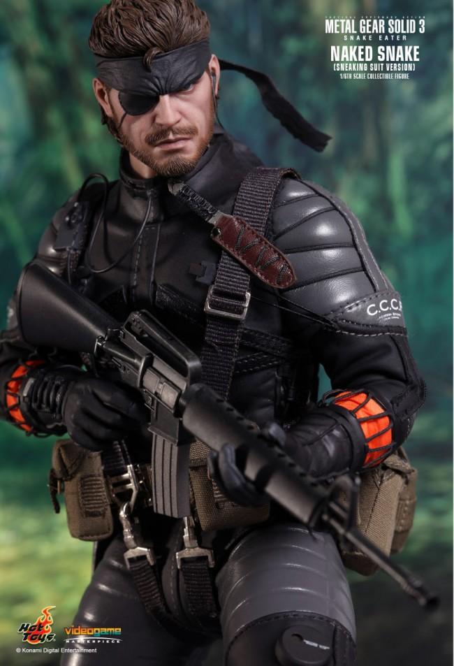 Naked Snake - Metal Gear Solid 3 - Snake Eater-5879