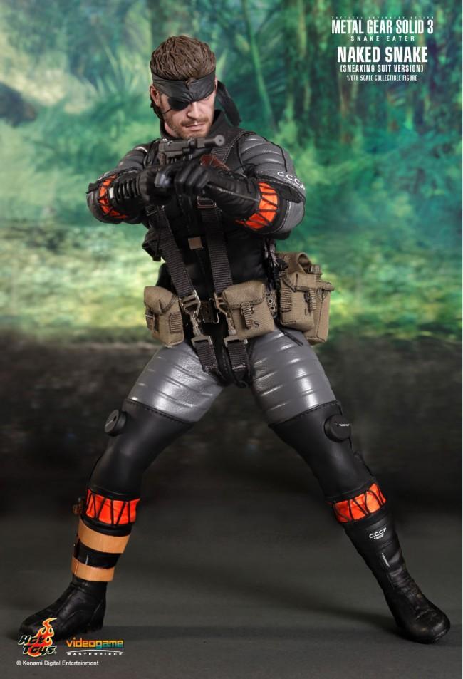 Naked Snake - Metal Gear Solid 3 - Snake Eater-9610