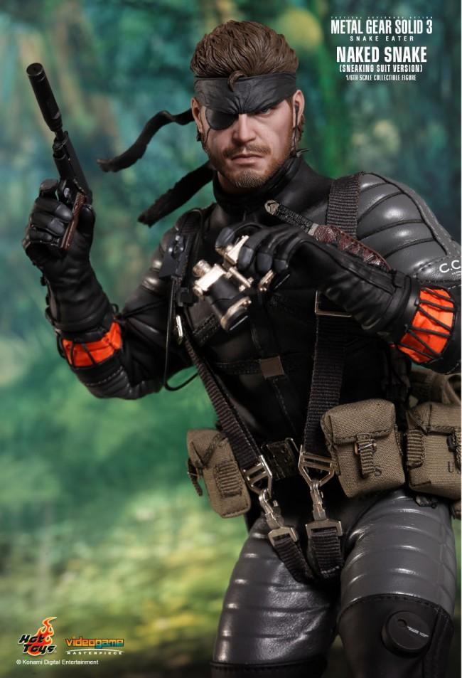 Metal Gear Solid - Naked Snake by SomethingGerman on