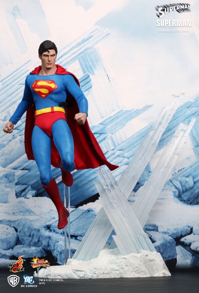 superman gespielt von