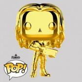Funko Pop - Gamora Gold Chrome Vinylfigur - Marvel MS 10 - 382