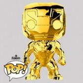 Funko Pop - Iron Man Gold Chrome Vinylfigur - Marvel MS 10 - 375