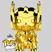 Funko Pop - Thor Gold Chrome Vinylfigur - Marvel MS 10 - 381
