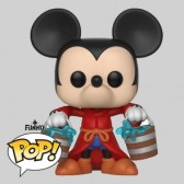 Funko Pop - Apprentice Mickey - Mikey's 90TH - Vinylfigur - 426