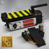 Ghostbusters Ghost Trap Prop Replica - Geisterfalle