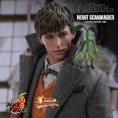 Hot Toys - Newt Scamander - Fantastic Beasts: The Crimes of Grindelwald
