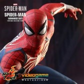Hot Toys - Spider-Man - Advanced Suit - PS4 Videogame