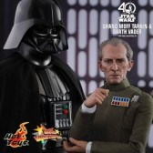 Grand Moff Tarkin & Darth Vader - Star Wars: A New Hope - Hot Toys