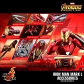 Hot Toys - Iron Man Mark L Zubehörset - Avengers - Infinity War