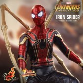 Hot Toys - Iron Spider - Avengers - Infinity War