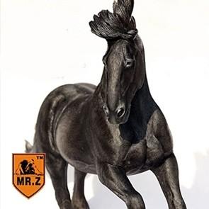 Mr. Z - Shire Horse - Black - 1/6th - 005 (Ausstellungsstück)