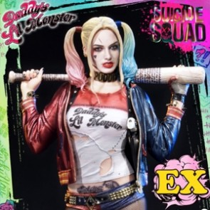 Prime 1 Studio - Harley Quinn - Suicide Squad - 1:3 Statue - Exclusive Version