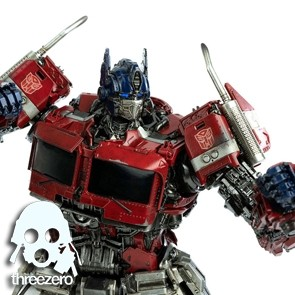 Threezero - Optimus Prime - Transformers Bumblebee - DLX Actionfigur
