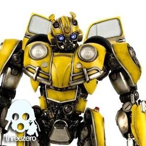 Threezero - Bumblebee - Transformers Bumblebee - DLX Actionfigur