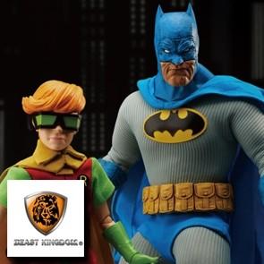 Beast Kingdom - Batman and Robin - The Dark Knight Returns - Dynamic 8ction Heroes