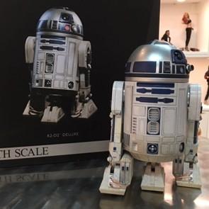 Sideshow - R2-D2 - Star Wars - Ausstellungsstück