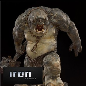 Iron Studios - Cave Troll - Lord of the Reings - Deluxe BDS Art Scale
