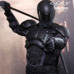 G.I. Joe Snake Eyes - Hot Toys