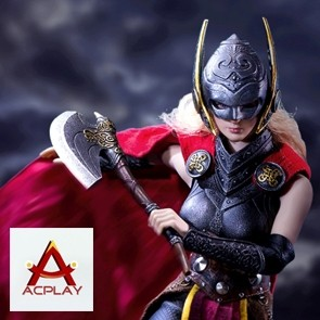 ACPlay - Lightning Warrior with Head - Character Set - 1/6th Scale