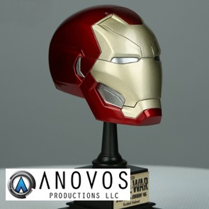 1:3 Iron Man Mark XLVI Helm - Captain America: Civil War (Anovos)