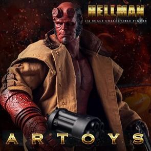 1/6th Hellman - Inspired by Hellboy - ARTOYS