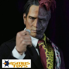 Two-Face - Batman Forever - 1/6th Scale - Asmus Toys