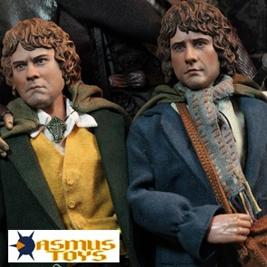 Merry & Pippin - The Lord of the Rings - Asmus Toys