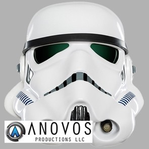 1:1 Stormtrooper Helm - Star Wars - Anovos