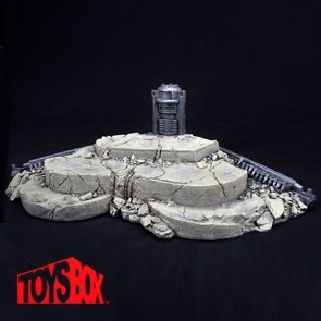 Toys Box - Avengers base Station Diorama - TB-SS020