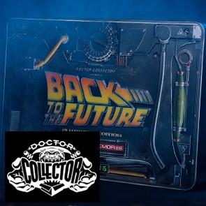 Doctor Collector - Zurück in die Zukunft - Time Travel Memories Kit - Plutonium Edition
