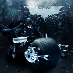 Bat-Pod - Batman - Hot Toys