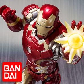 Iron Man Mark 43 - Avengers Age of Ultron - Bandai