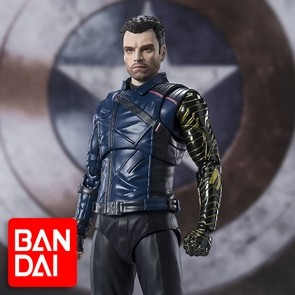 Bandai - Bucky Barnes - The Falcon and the Winter Soldier - S.H. Figuarts