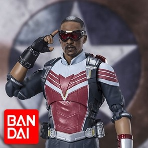 Bandai - Falcon - The Falcon and the Winter Soldier - S.H. Figuarts Actionfigu