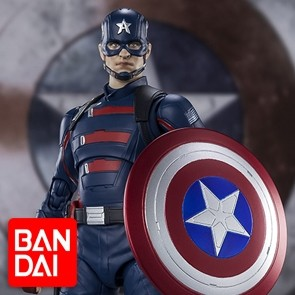 Bandai - Captain America - The Falcon and the Winter Soldier - S.H. Figuarts Actionfigur
