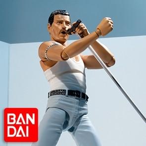 Bandai - S.H. Figuarts - Freddie Mercury - Live Aid-Konzert von 1985