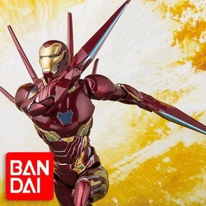 Iron Man Mark 50 & Nano-Weapon - Avengers: Infinity War - S.H. Figuarts