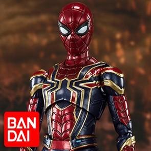 Bandai - S.H. Figuarts - Iron Spider - Avengers: Endgame