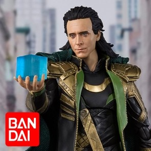 Bandai - S.H. Figuarts - Loki - Avengers